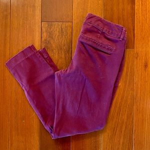 Old Navy Mid Rise Pixie Ankle Pants size 4